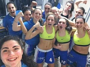 nazza girls - vittoria 60-62 il 10 02 2017 @ Giullari serie C